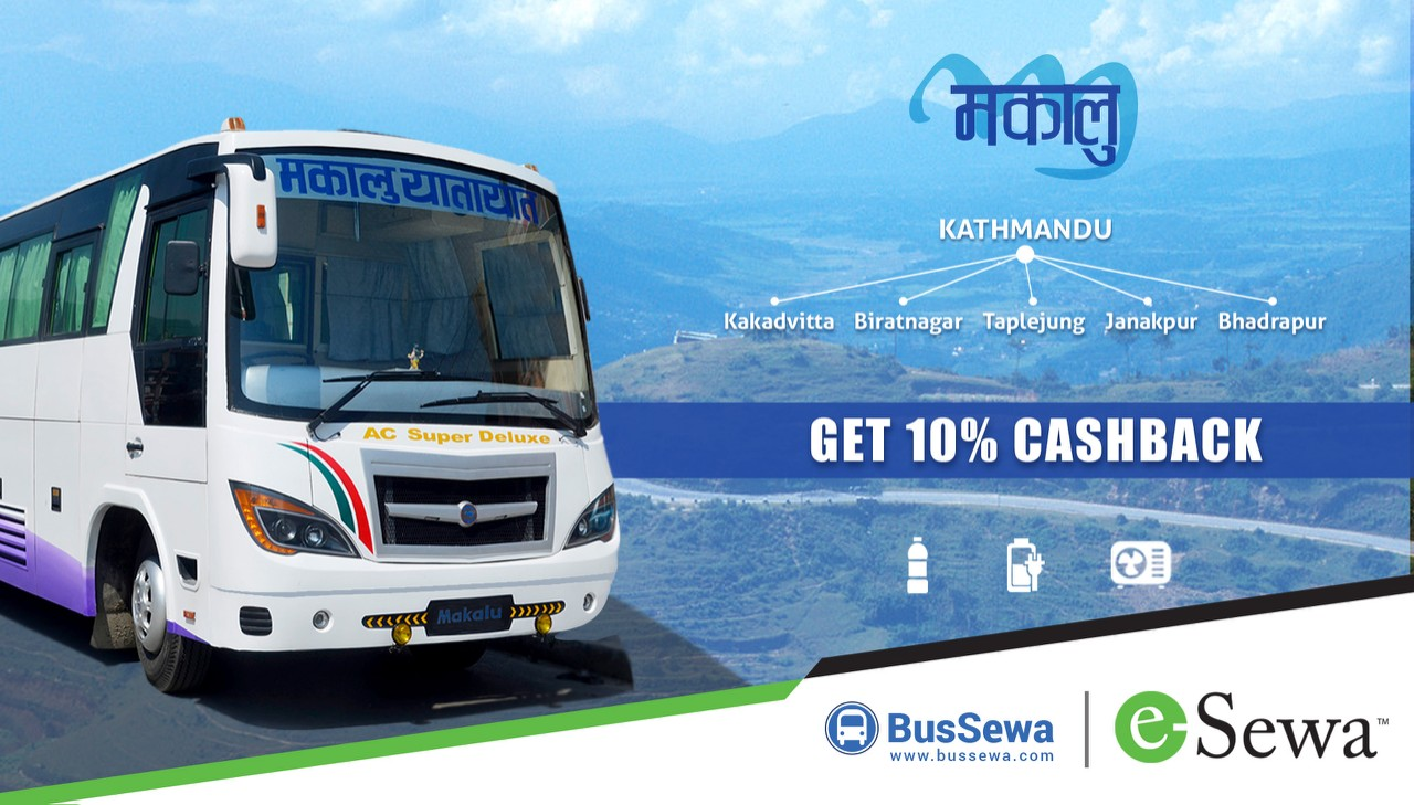 Bussewa Com Free Online Bus Ticket Booking Service In Nepal